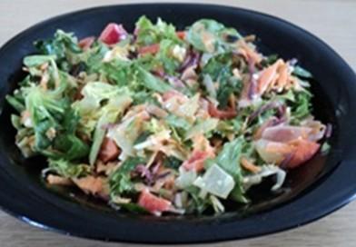 Salads for springtime slimming