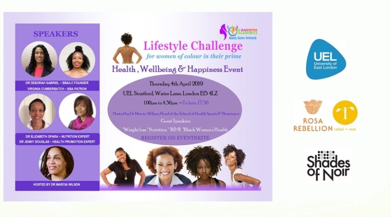 Annual Health Wellbeing & Happiness Event Launches 4th April
